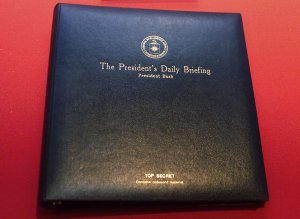 Presidential Daily Briefing
