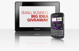 Small Business Big Idea Giveaway