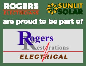 Rogers-Electricians-Sunlit-Solar-Rogers-Restorations