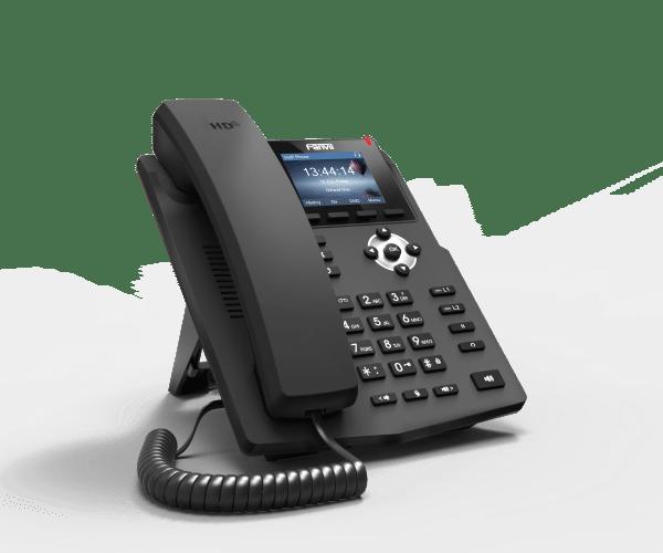 IP telefoon van Fanvil X3
