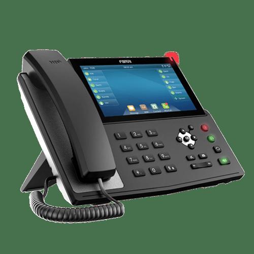 IP telefoon met touchscreen Fanvil X7