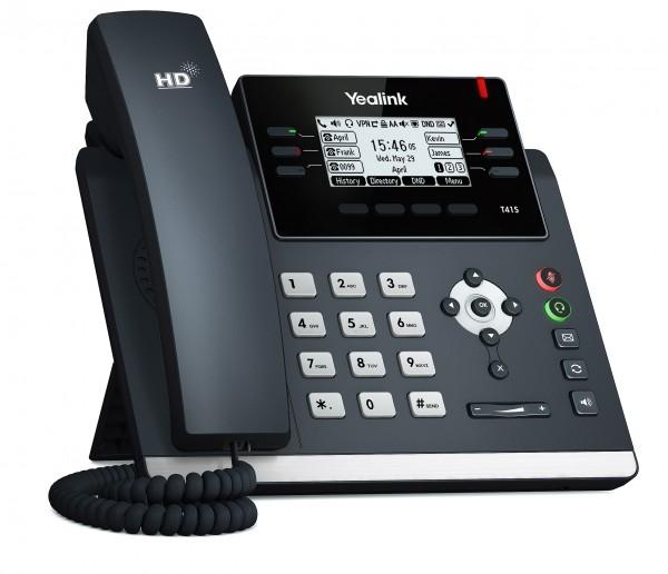 Yealink SIP telefoon T41S