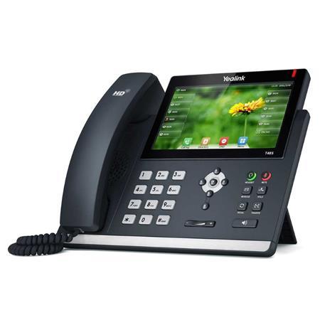Yealink T48S IP telefoon met touchscreen