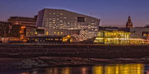 The new arts centre in Newport