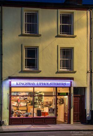 Kingsway upholsterers Newport