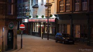The Cross Keys pub in Newport