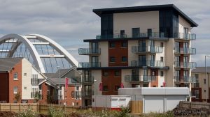 Newport Redrow housing