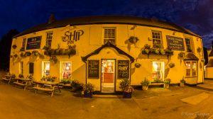 The Ship inn in Caerleon