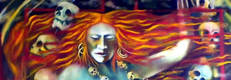 Dance For Kali Banner