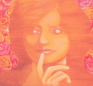 Sub Rosa, Golden Dawn, symbolism,art,visual art,painting,latin,greek
