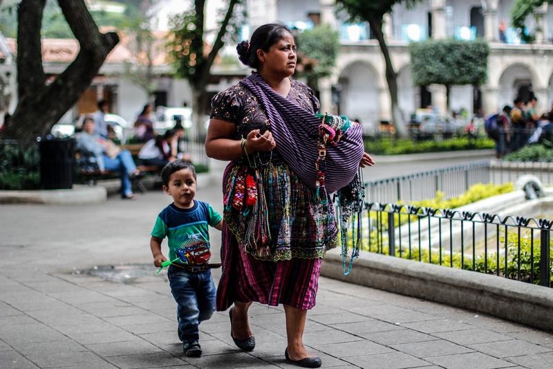 Guatemala: El sueño del mochilero – Primeras impresiones en Antigua