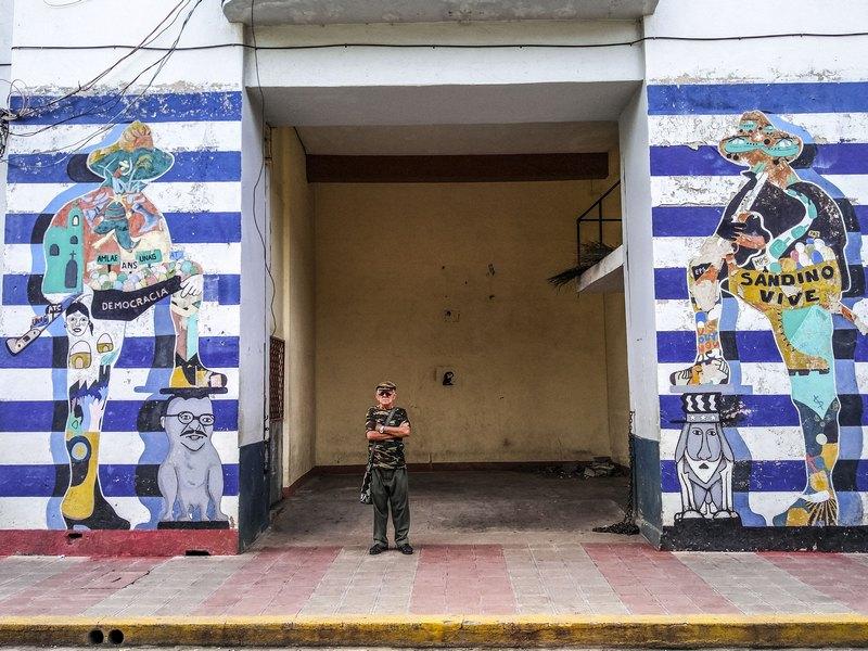 3 caras distintas en Nicaragua