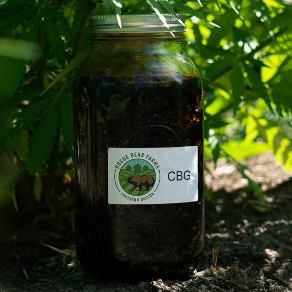 CBG Full Spectrum Oil