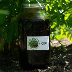 CBG Full Spectrum Oil
