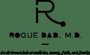 Rogue Dad, M.D. logo