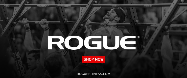 Rogue Fitness Shop Now