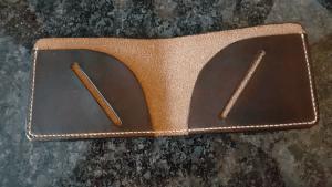 Wallet interior