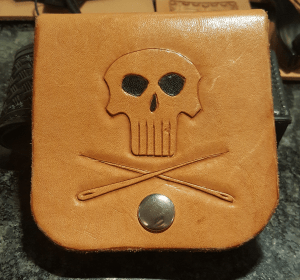 Pirate Needle Case