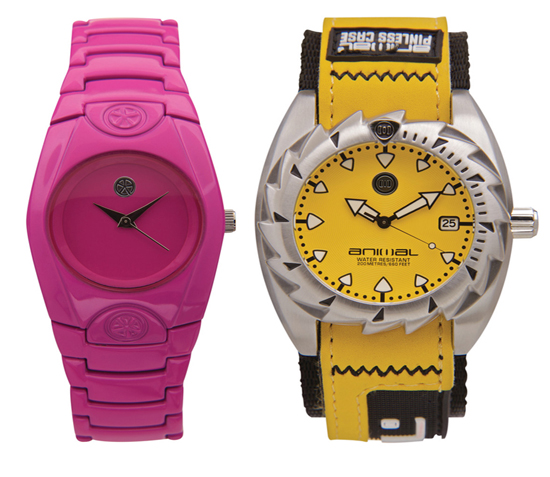 His Zepher and Hers Mooji Watches - £59.99