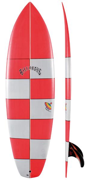 Rogue Mag Surf and Brands Billabong Fang Fin