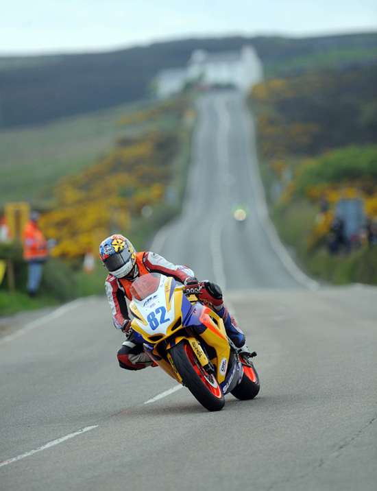 Rogue Mag Motorsport Dan Cooper Isle of Man TT