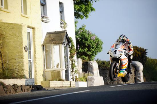 Rogue Mag Motorsport Isle of Man TT Final Practice