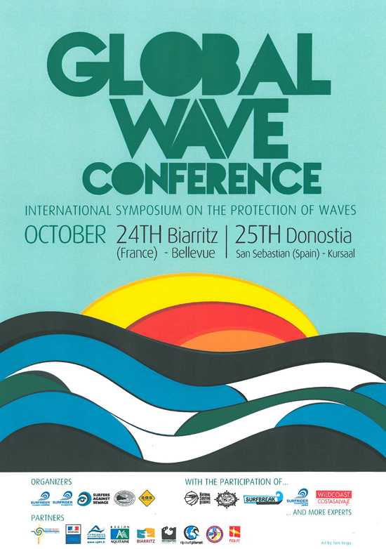 Rogue Mag Surf SAS Global Wave Conference - International Symposium on the Protection of Waves