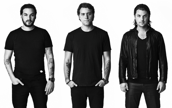Rogue Mag Music - Swedish House Mafia