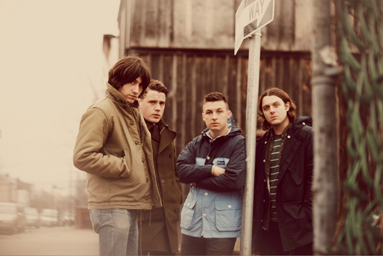 Rogue Mag Music - Arctic Monkeys new video - Black Treacle