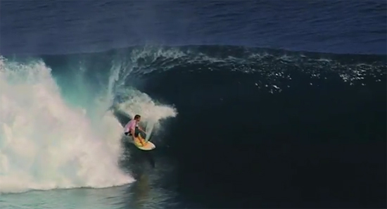 Rogue Mag Surf - Lay day at the Volcom Pipe Pro, so why not watch 'FUNTITLED 2 + 1' instead?