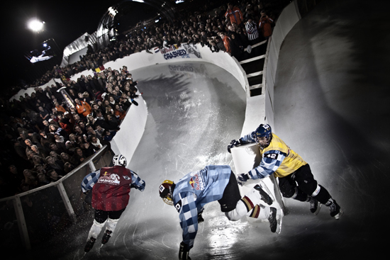 Rogue Mag Snow - Red Bull Crashed Ice Valkenburg build up video