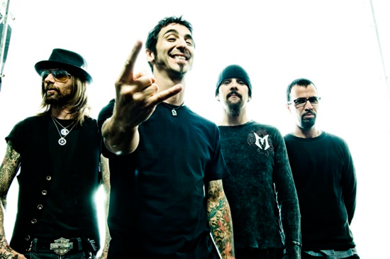 Rogue Mag Music - Godsmack set to return to the UK after 10 years