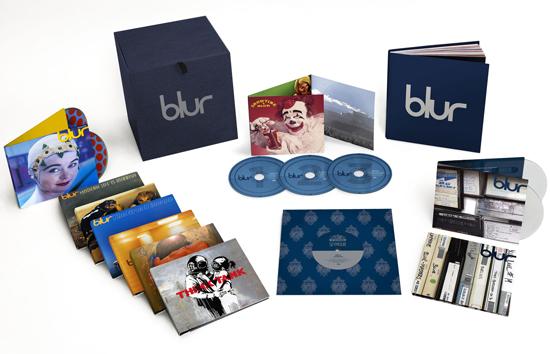 Rogue Mag Music - BLUR 21: The Box