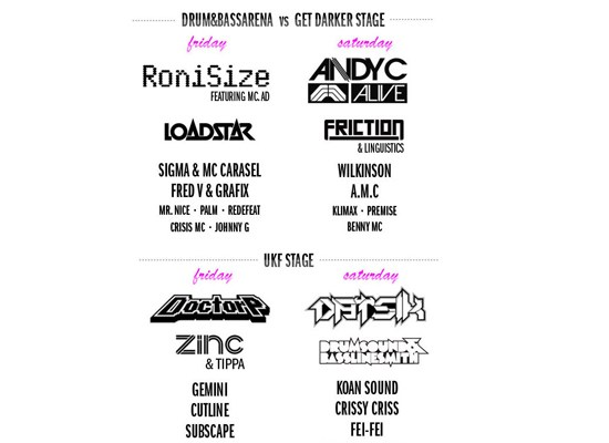 Rogue Mag Music and Festivals - Since unveiling the first acts earlier this year, Relentless Energy Drink NASS are pleased to announce their final line up of acts that will be joining them this 2012.