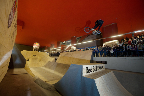 Rogue Mag Action Sports - Red Bull Metro Pipe