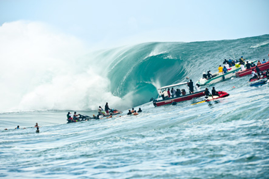 "Rogue Mag Surf and Video - Billabong's ""Code Red"" Documentary Premieres on Network A"