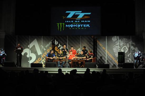Rogue Mag Motorsport - iomtt.com to Stream Launch of TT2012 Live via iomtt.com on Wednesday 18th April