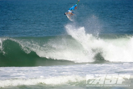 Rogue Mag Surf - Josh Kerr - Draws Finalized for Billabong Rio Pro, World's Best to Battle in Brazil