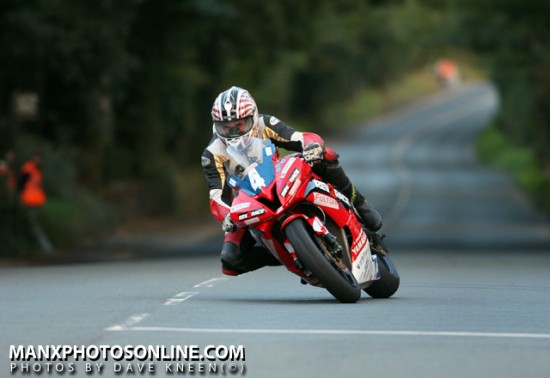 Rogue Mag Motorsport - Thoughts on Mark Buckley and final prep for the TT