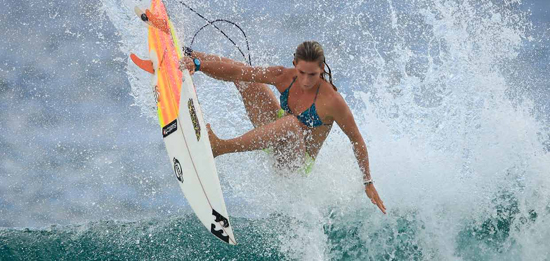 Rogue Mag Surf - Swatch Girls Pro France 2012 trailer
