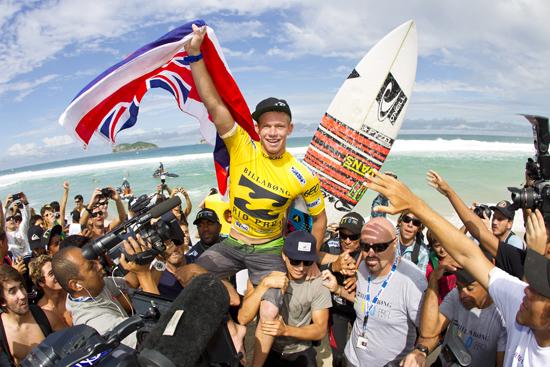 Rogue Mag Surf - John John wins Billabong Rio Pro