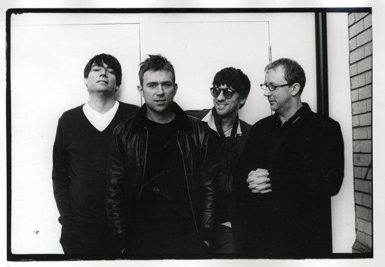 Rogue Mag Music - Blur to perform new tracks live on Twitter