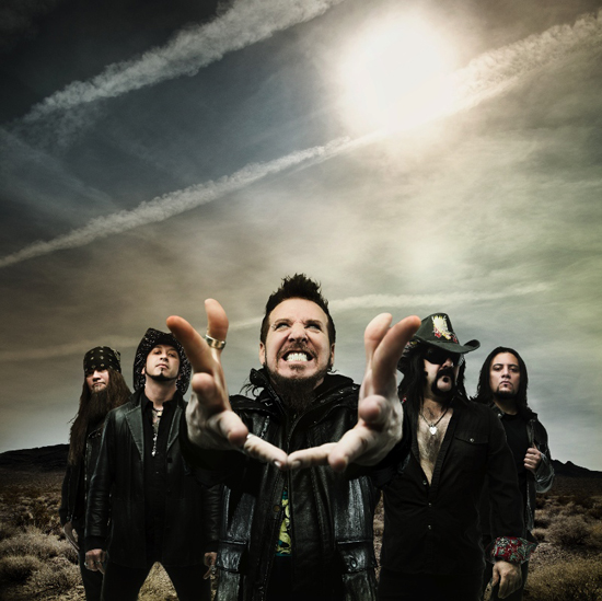 Rogue Mag Music - HellYeah new album out Monday + Band Of Brothers video