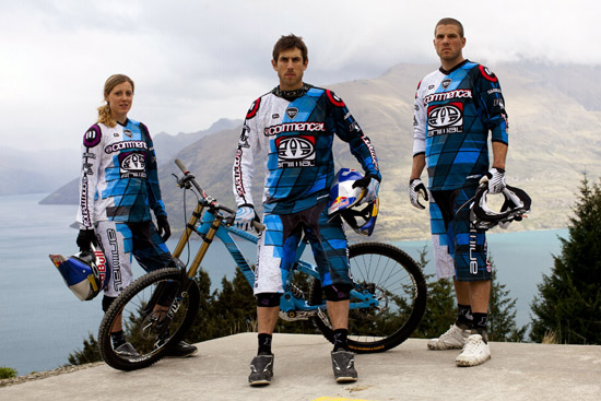Rogue Mag MTB - The Athertons - Four by Three series trailer