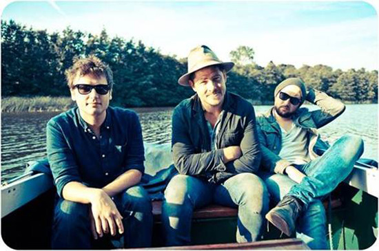Rogue Mag Music - We Are Augustines release 'Philadelphia' video from new double A-Side single out Sept 3rd