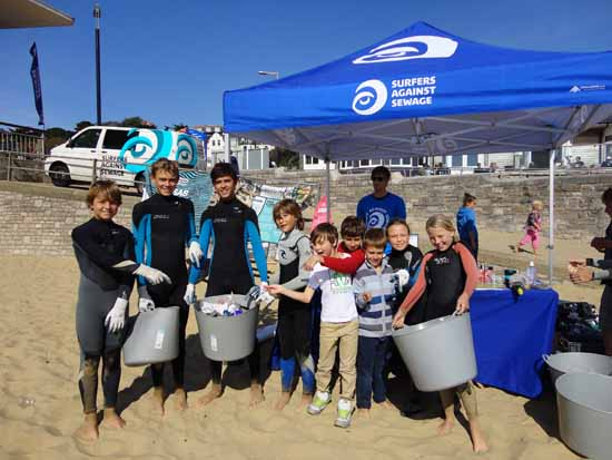 Rogue Mag - SAS Autumn Beach Clean Series
