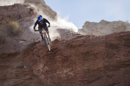 Rogue Mag MTB - Four By Three - Episode 3: Gee Atherton at Rampage