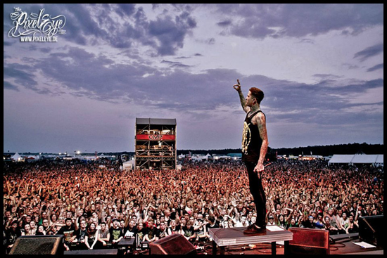 Rogue Mag Music - Mitch Lucker of Suicide Silence passes away at age 28