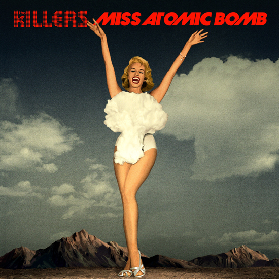 Rogue Mag Music - The Killers new video - Miss Atomic Bomb!