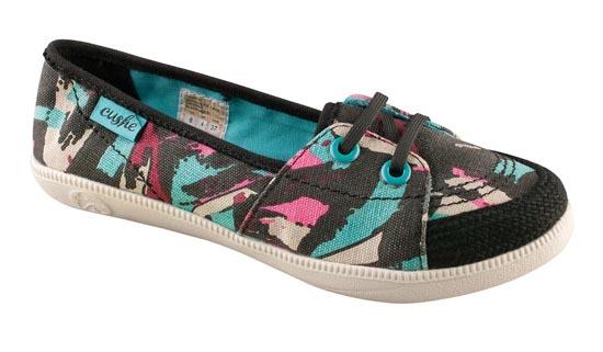 Rogue Mag Brands - Cushe footwear launch super-lite hyper-lite!